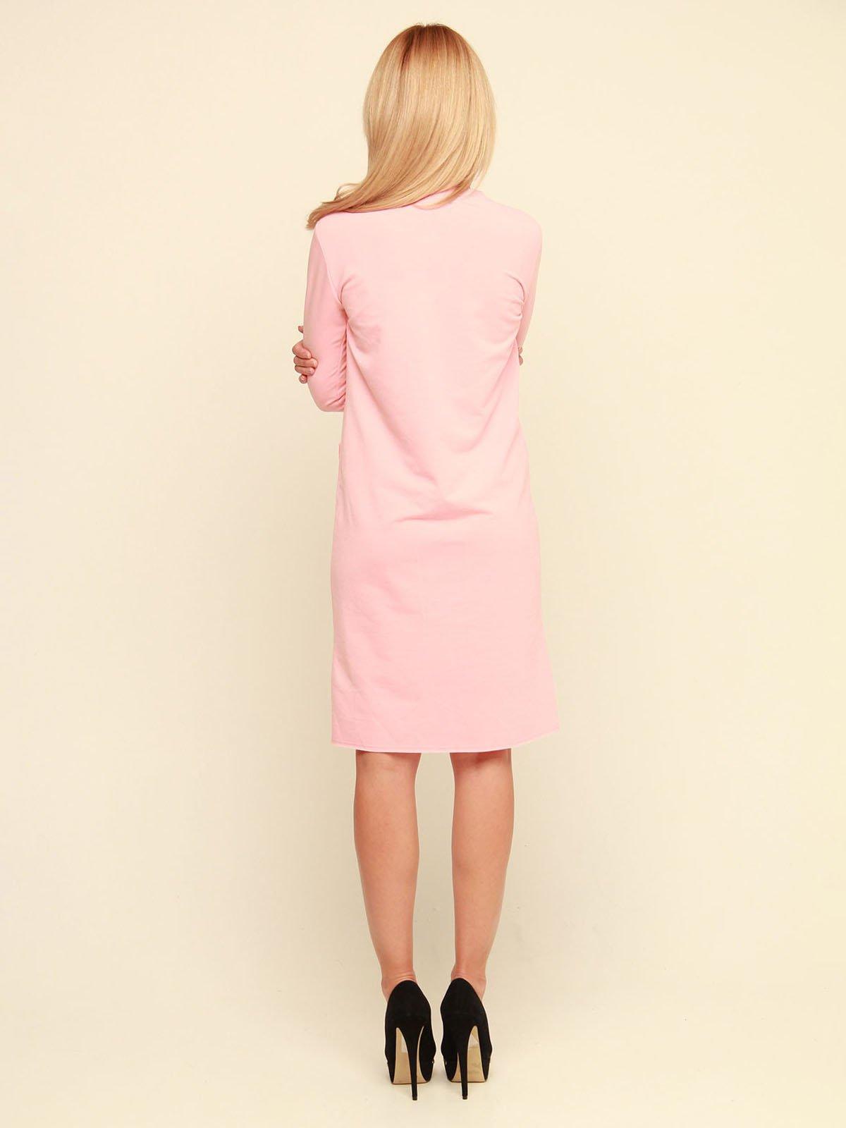 Платье розовое   3710847   фото 4