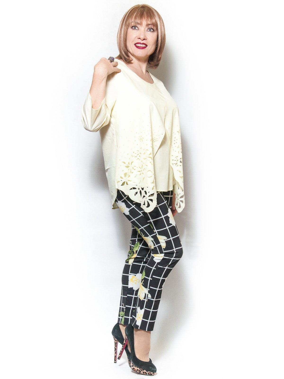 Костюм: блуза и брюки | 3710930