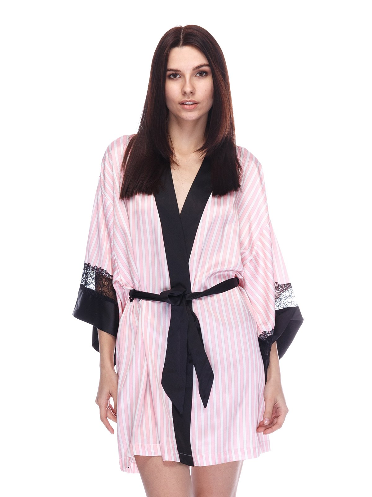 Халат розовый — Victoria s Secret 134b61942ee1e