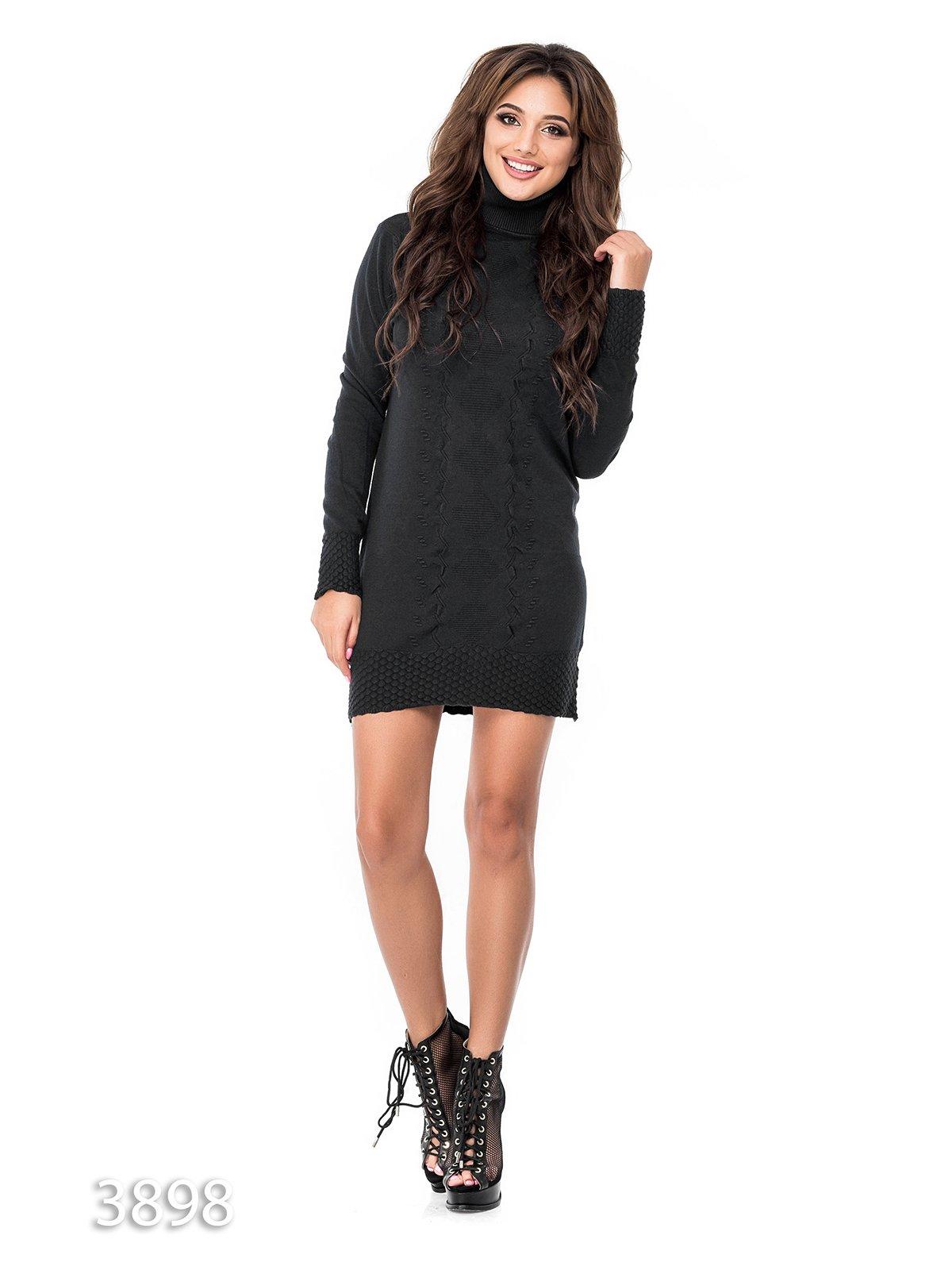 Платье черное | 3688247