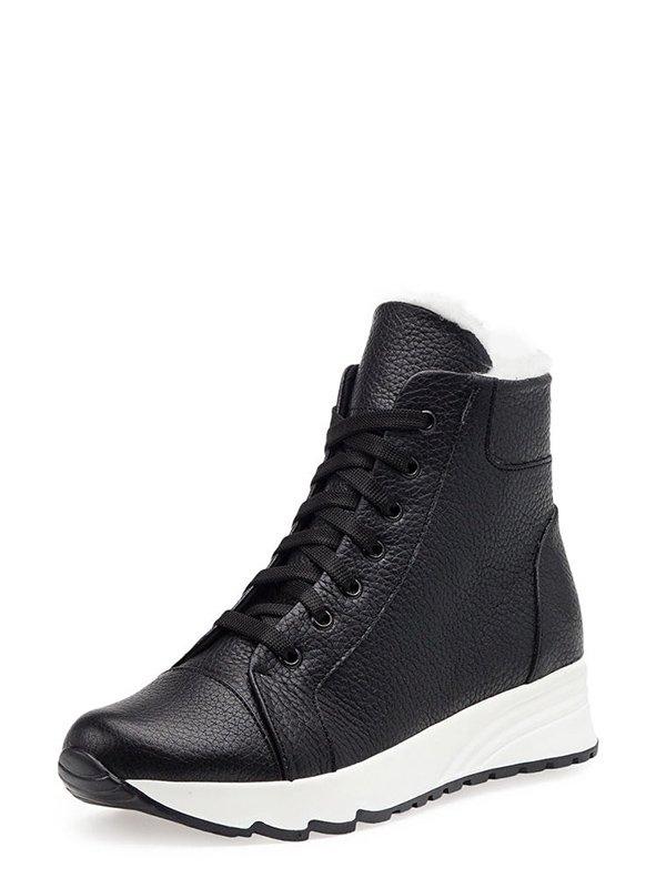 Ботинки черные | 3703096