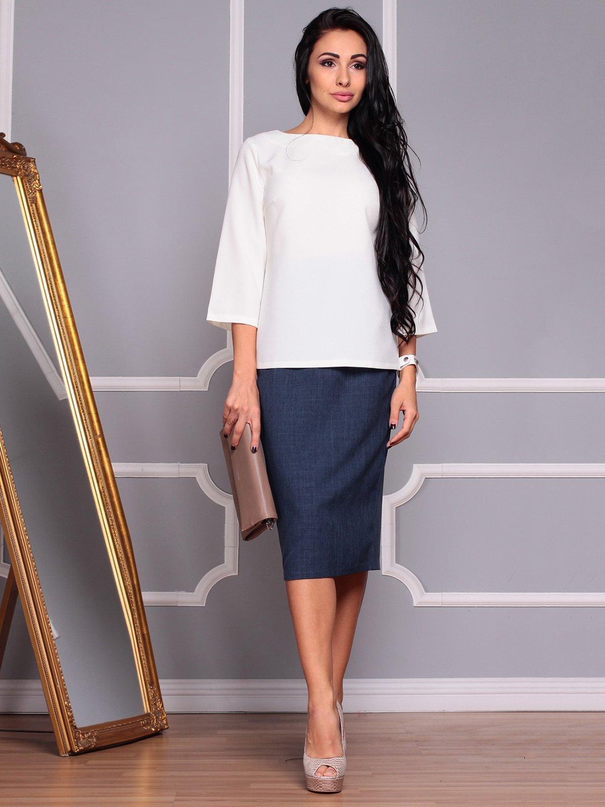 Костюм: блуза і спідниця | 3719844