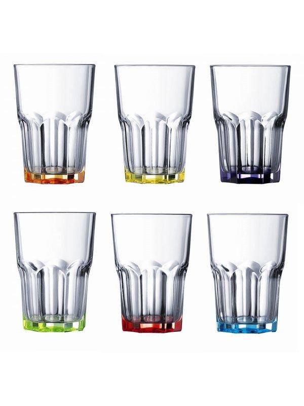 Набір склянок (6х350 мл)   3720663