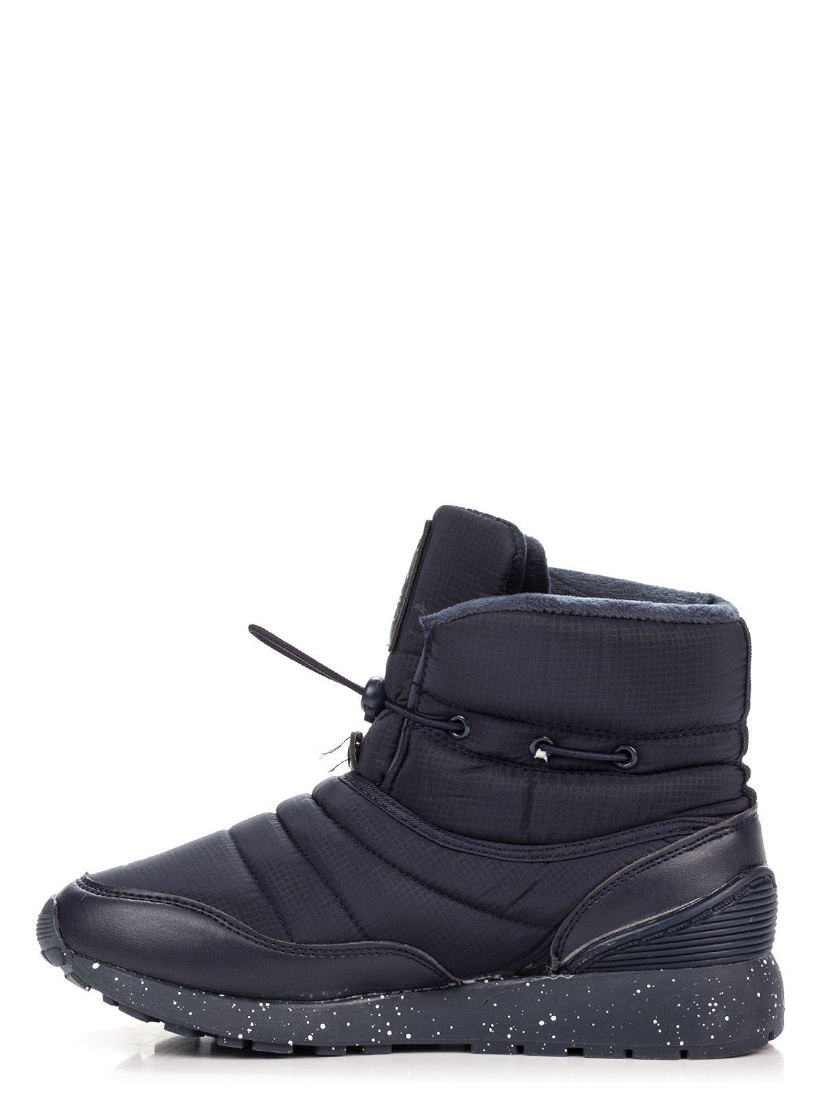 Ботинки синие   3710862   фото 2
