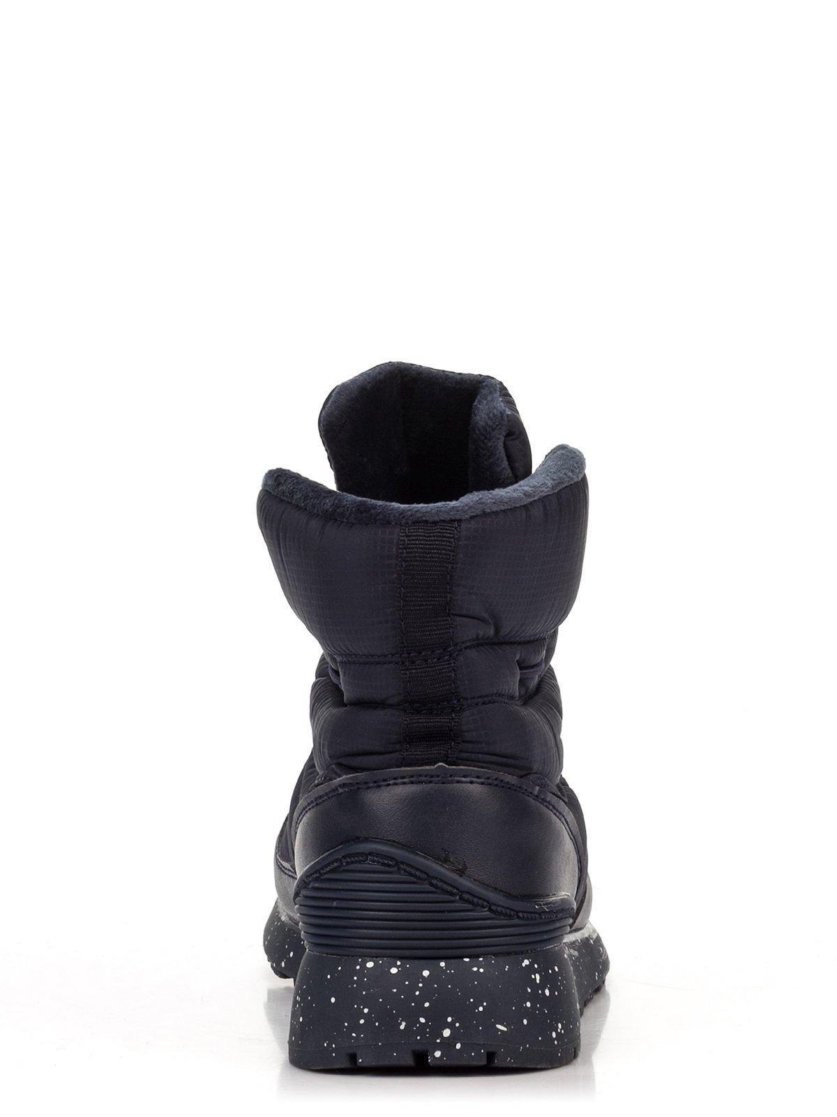 Ботинки синие   3710862   фото 3