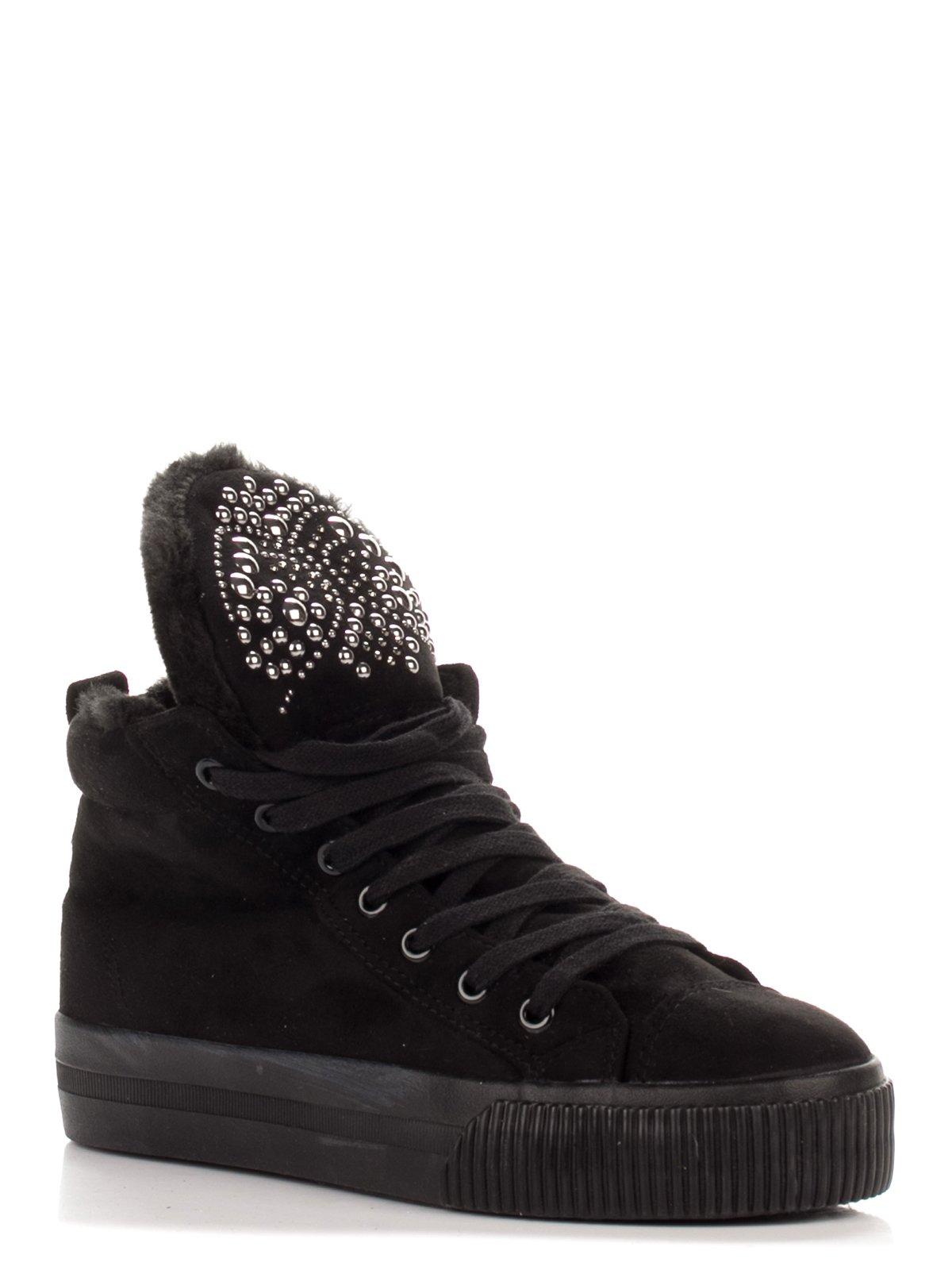 Ботинки черные   3548969