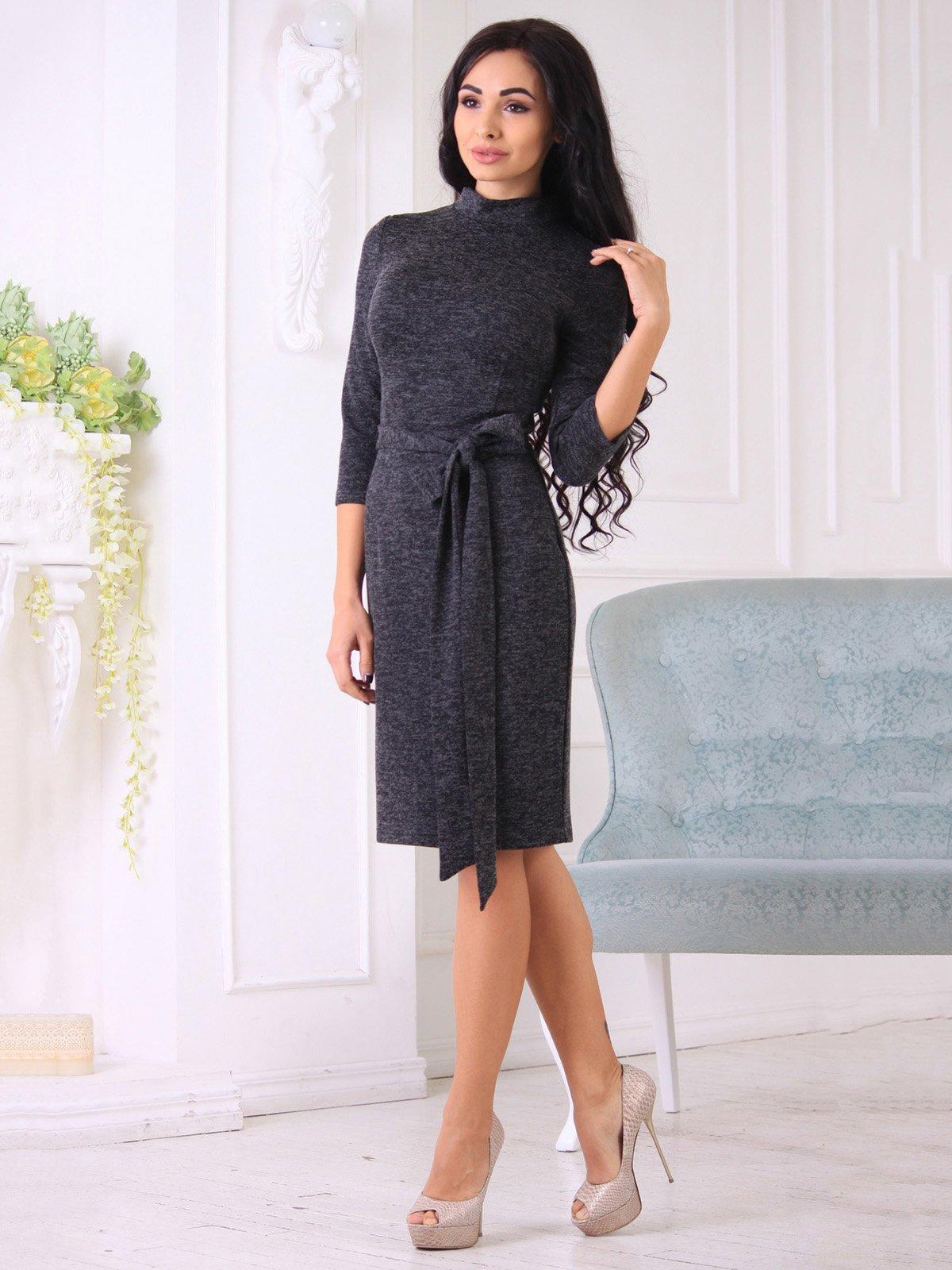 Платье черное | 3723616