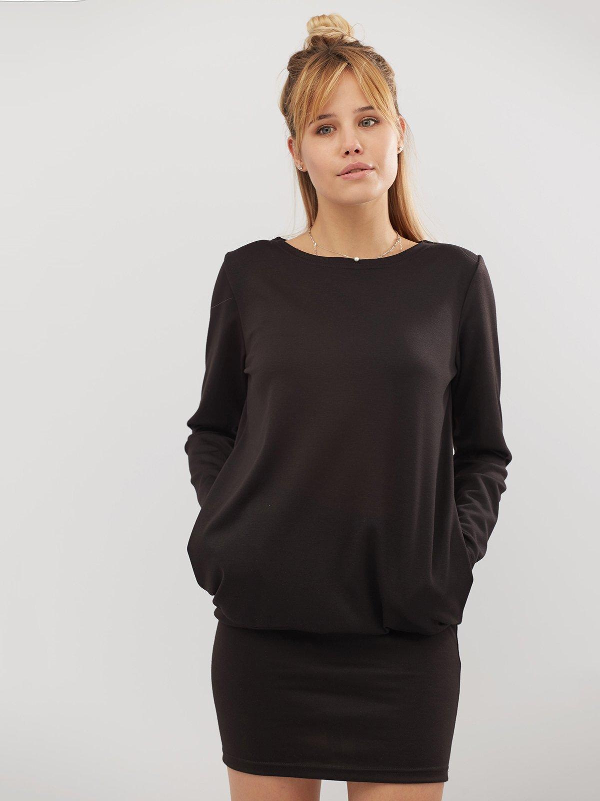 Платье черное | 3724049