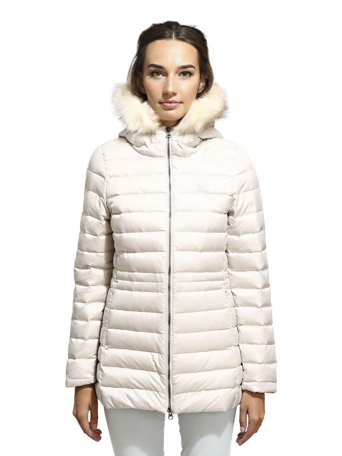 Куртка кремового цвета | 3712023