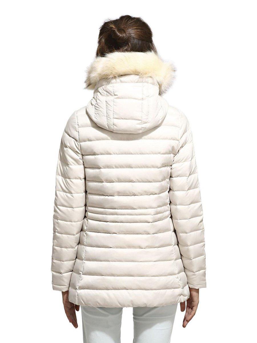 Куртка кремового цвета | 3712023 | фото 2