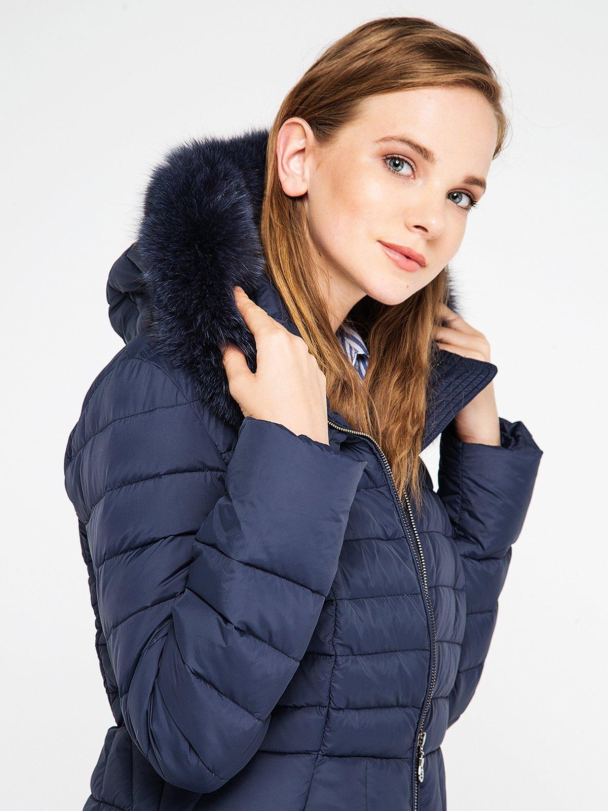 Куртка темно-синяя | 3727296 | фото 2