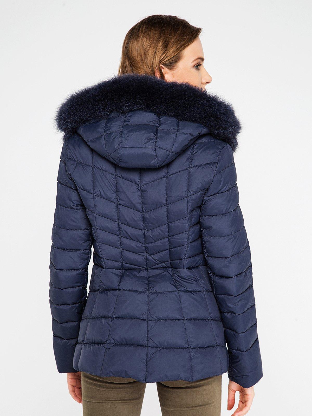 Куртка темно-синяя | 3727296 | фото 4
