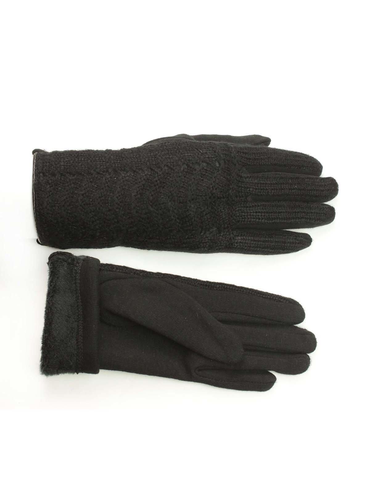 Перчатки чорні   3734957
