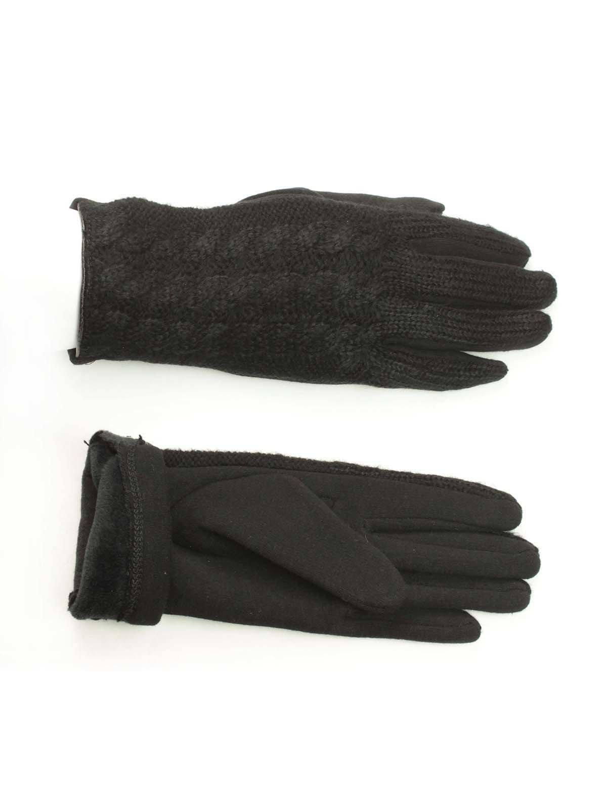 Рукавички чорні | 3734963
