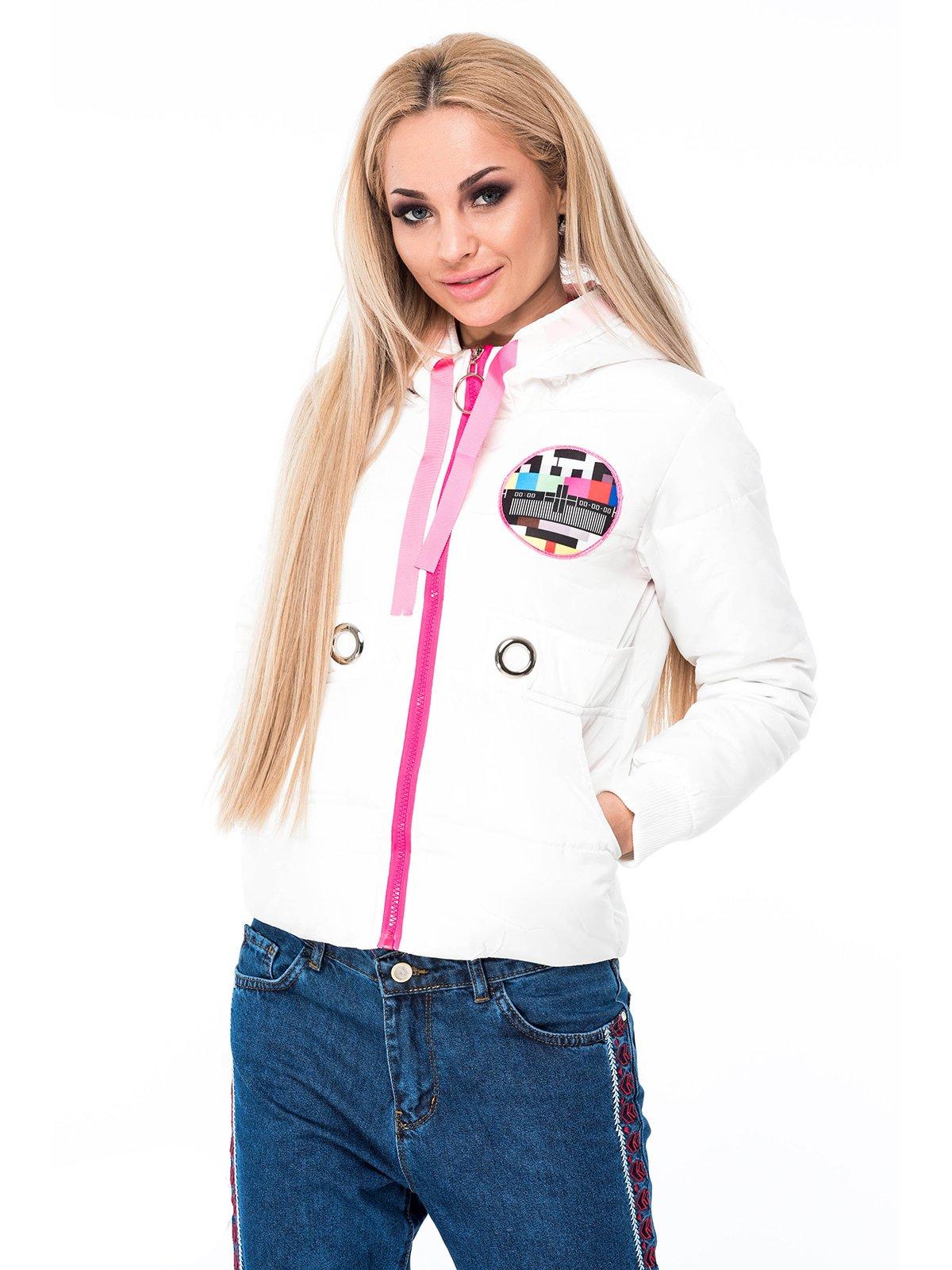 Куртка біла | 3688300