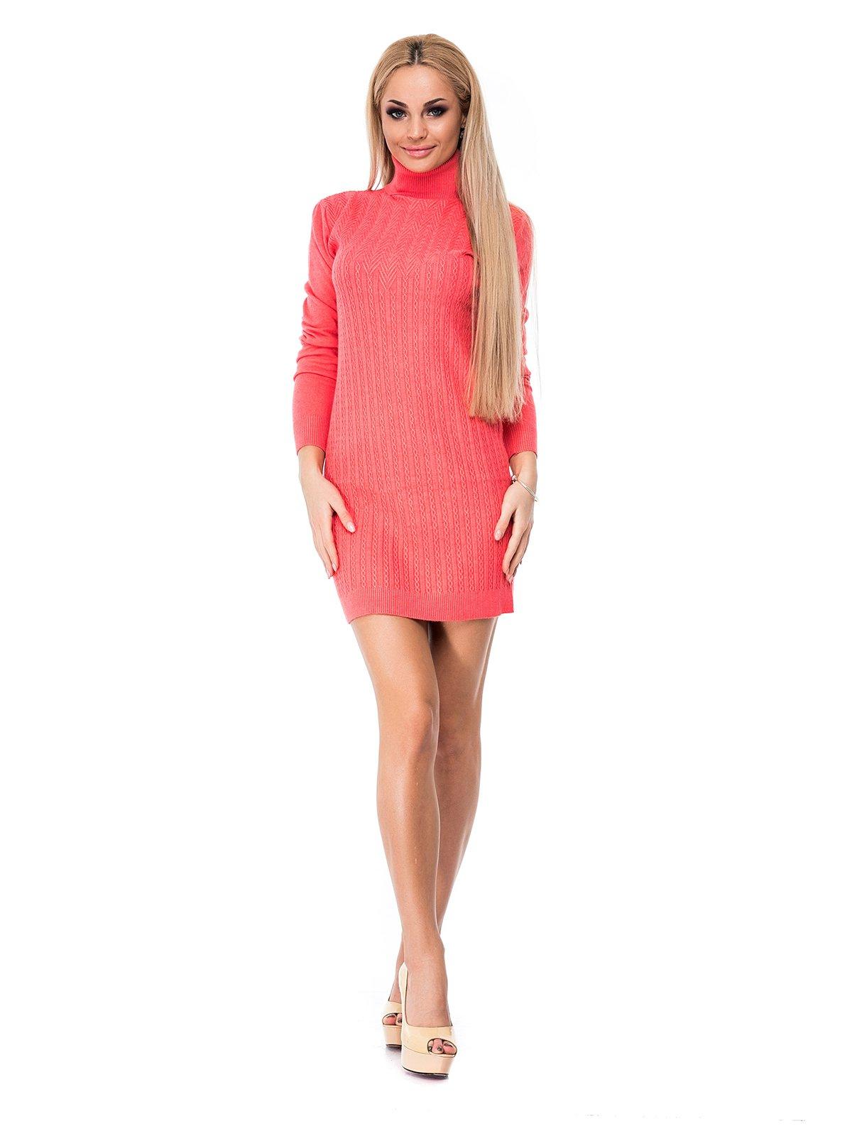Платье розовое | 3734714
