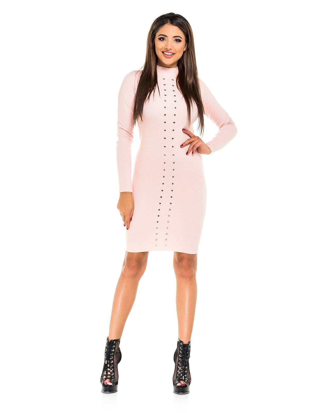 Платье розовое | 3734763