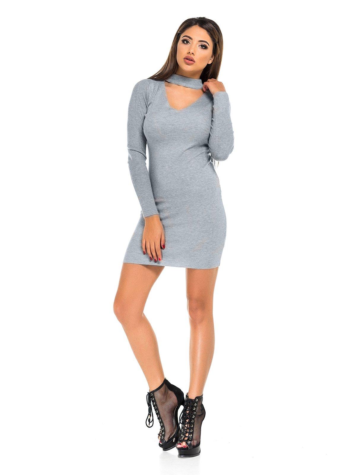 Сукня сіра | 3734793