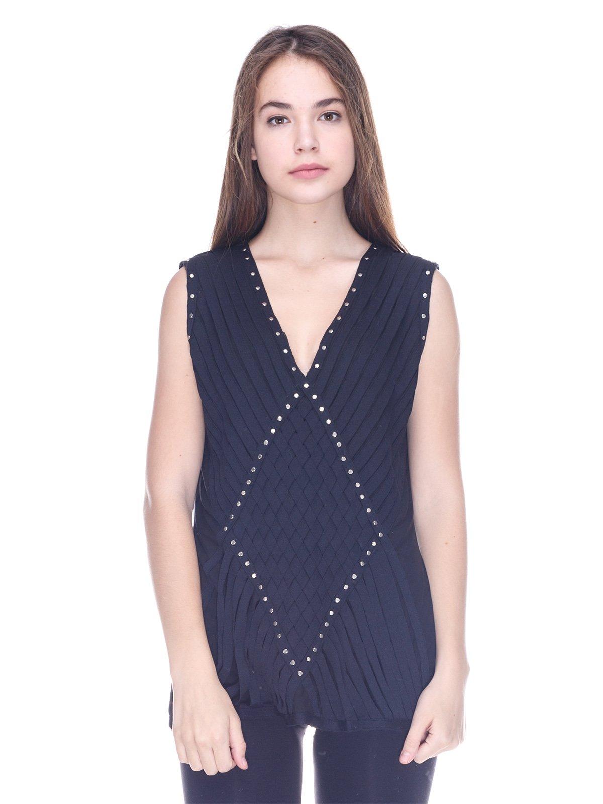 Блуза чорна | 3734057