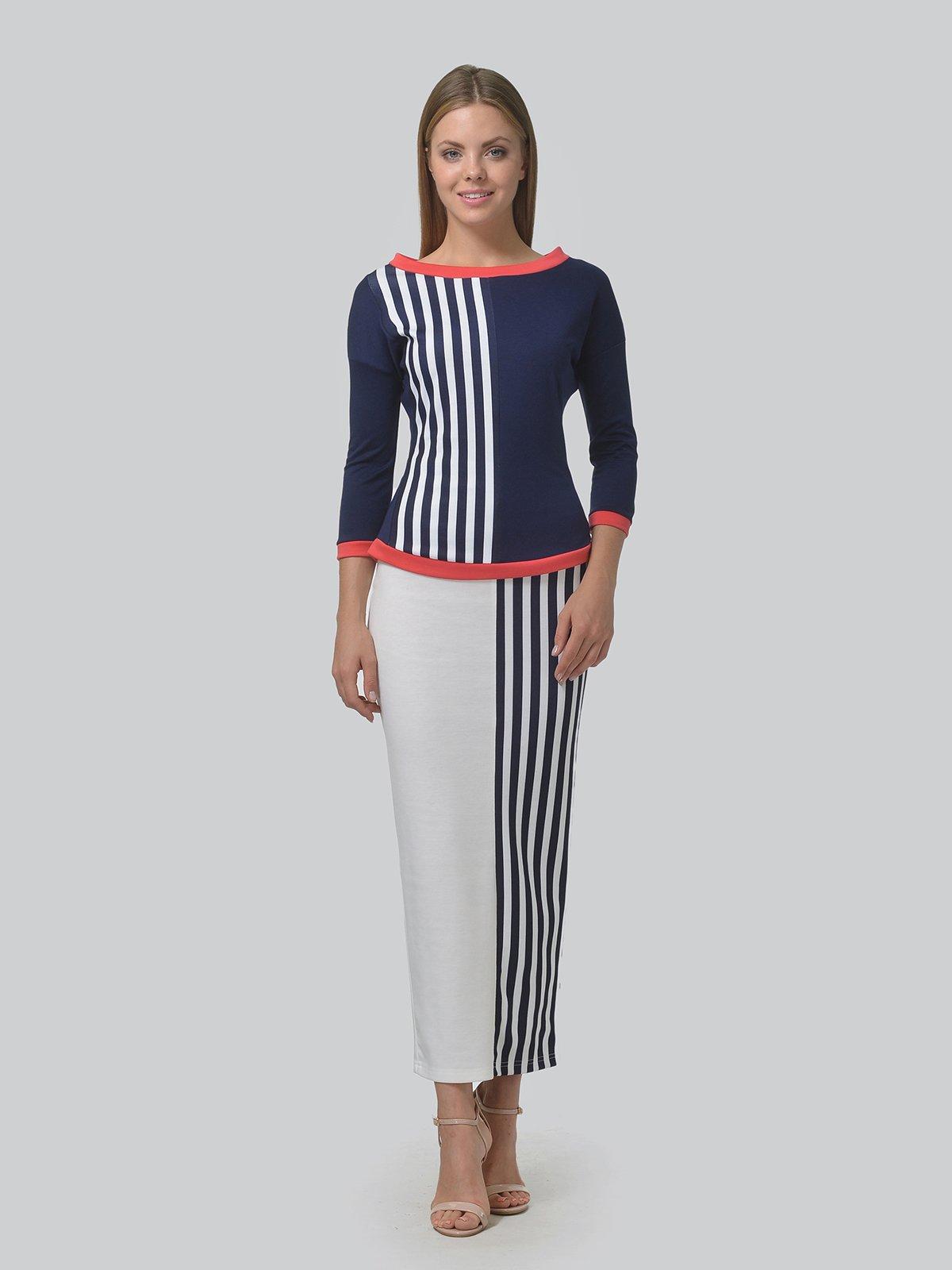 Комплект: джемпер и юбка | 3724259