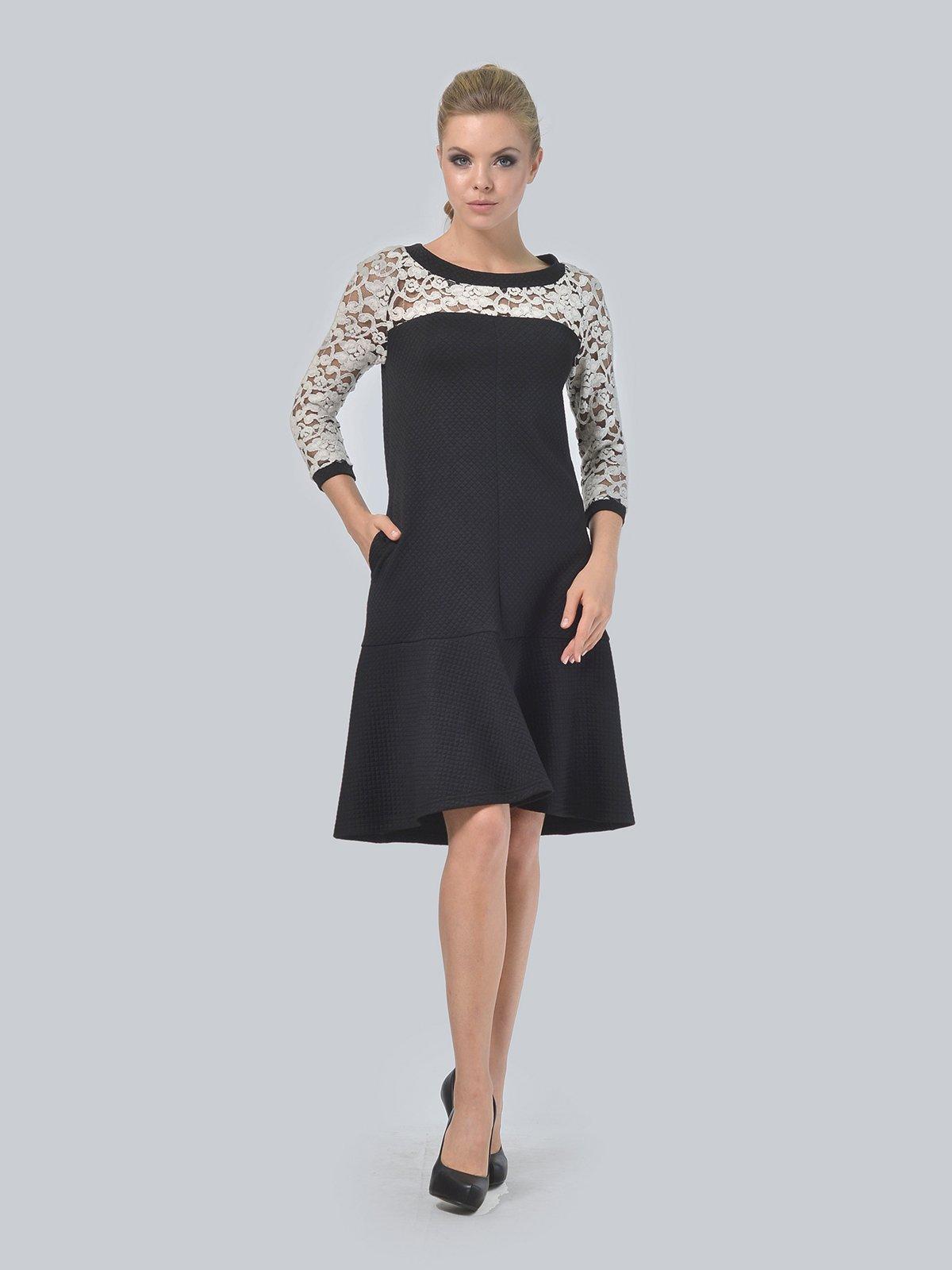 Платье черное | 3724260