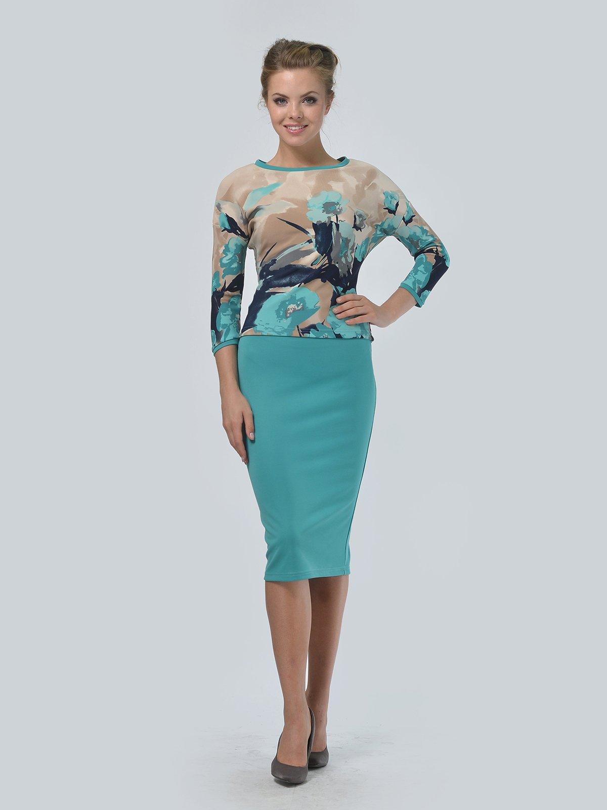 Комплект: джемпер и юбка   3724270