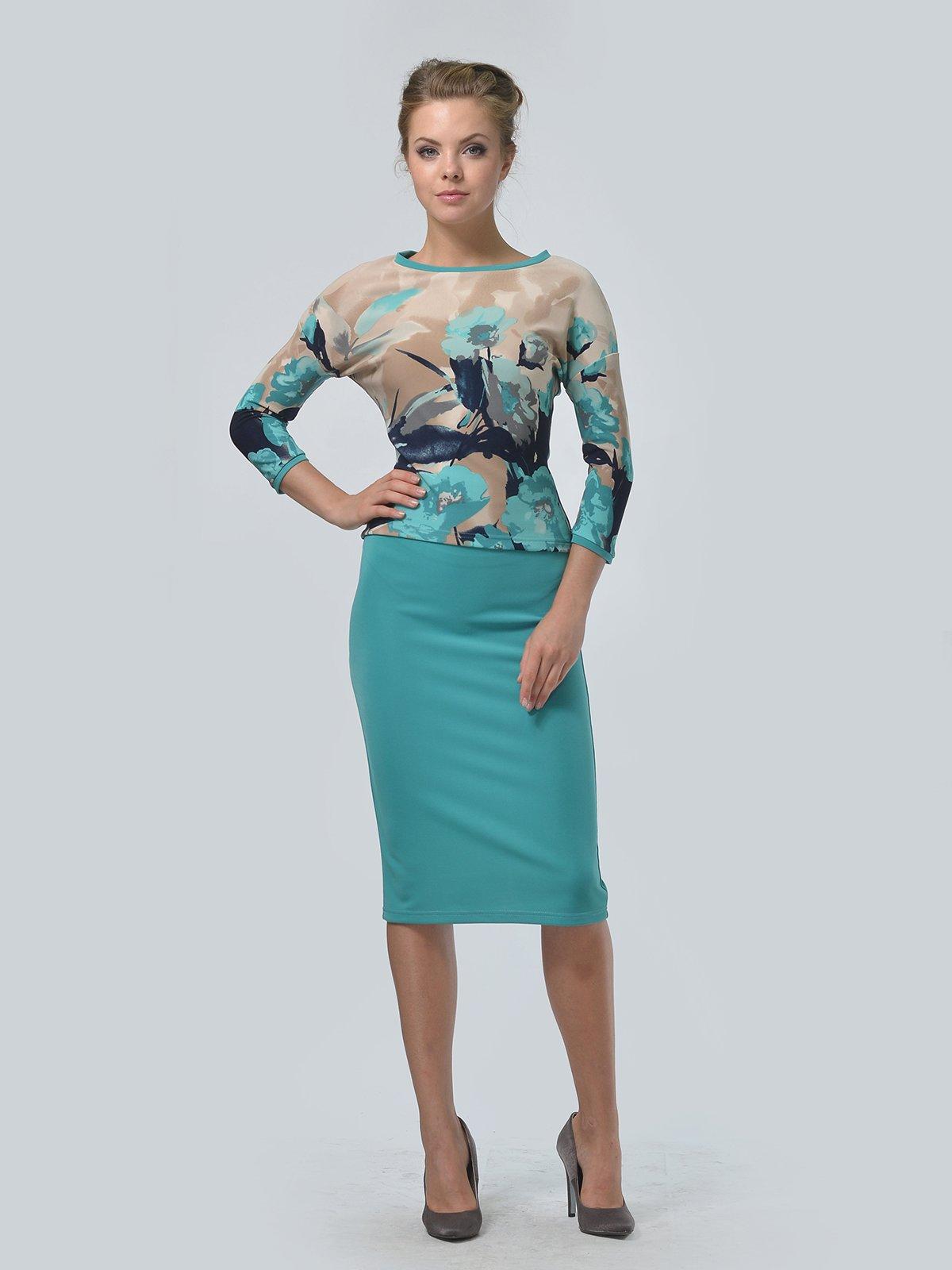 Комплект: джемпер и юбка   3724270   фото 2