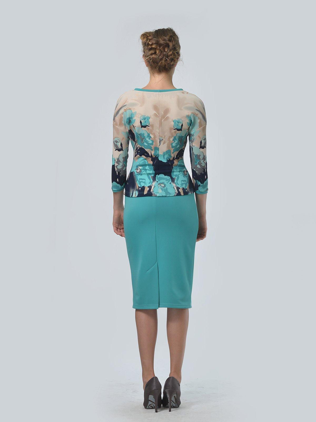 Комплект: джемпер и юбка   3724270   фото 3