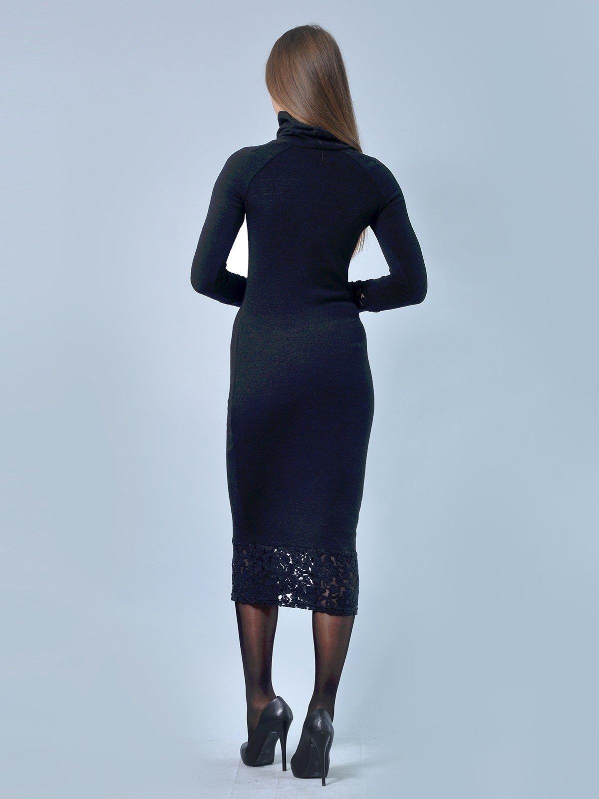 Платье черное | 3724303 | фото 3
