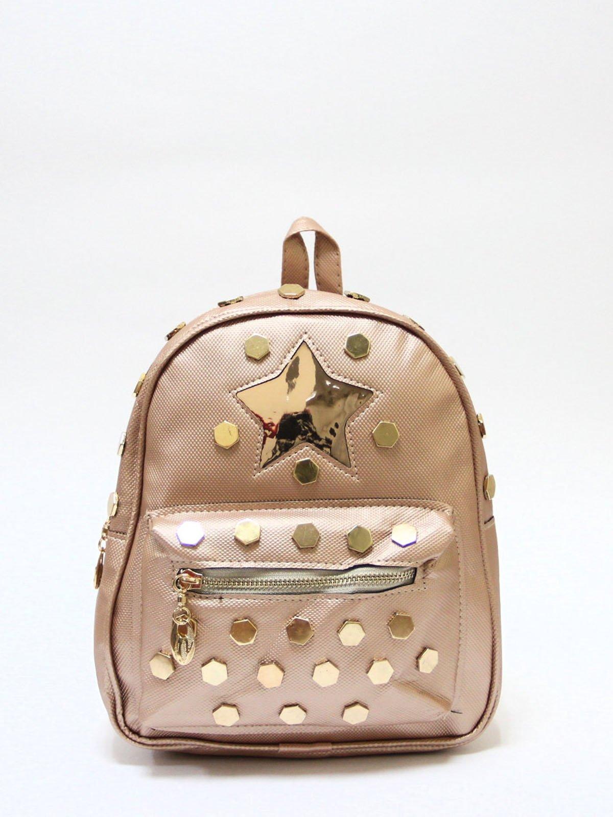 Рюкзак кольору пудри   3704488