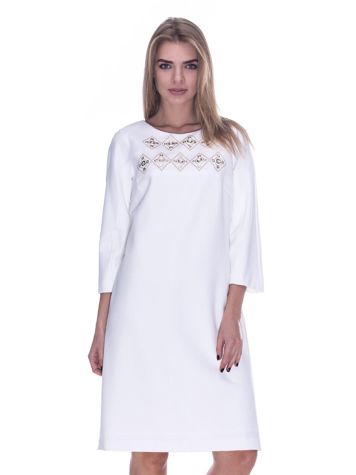 Платье белое | 3733723