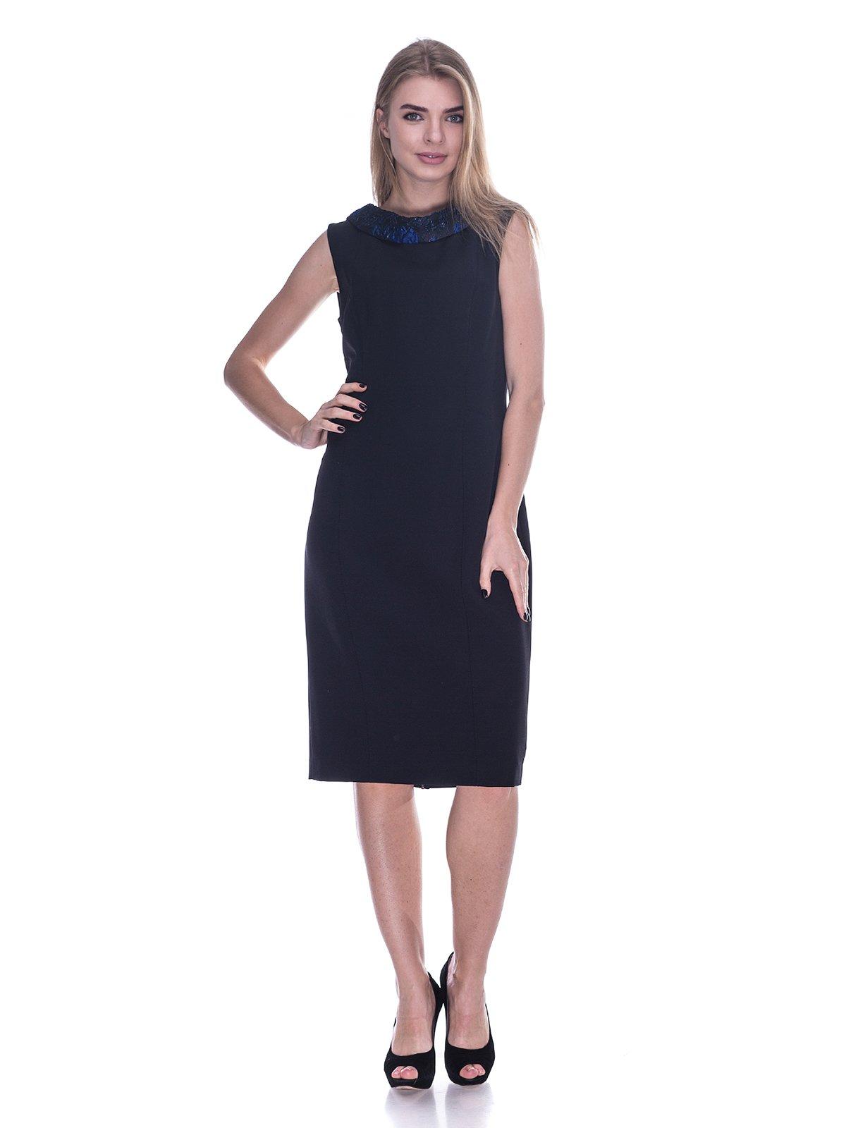 Платье черное | 3733730