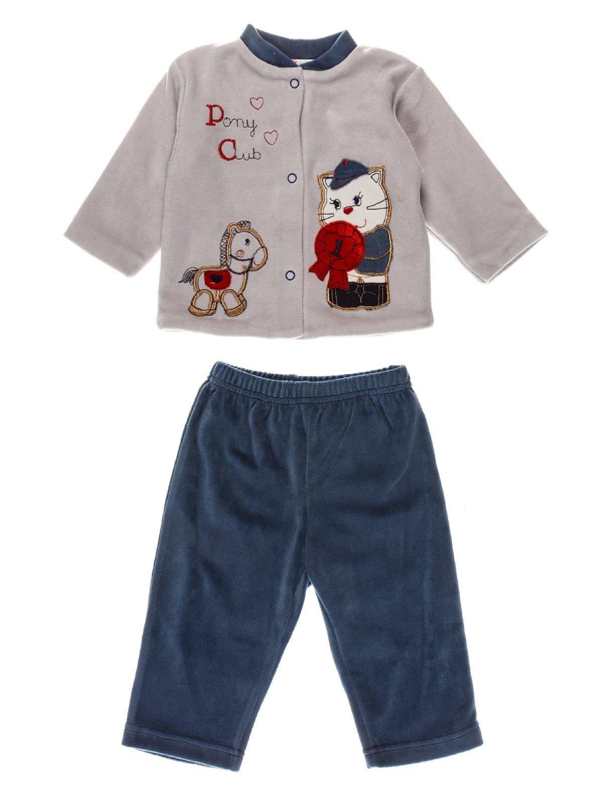 Комплект: кофта и брюки | 3742118