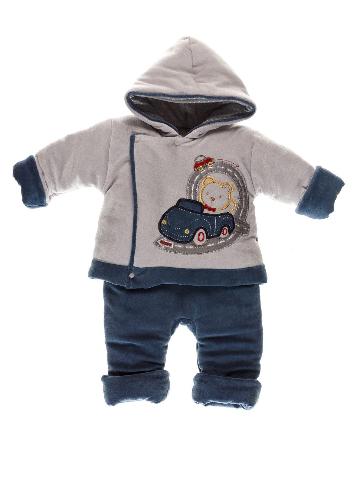 Комплект: куртка и комбинезон | 3742099