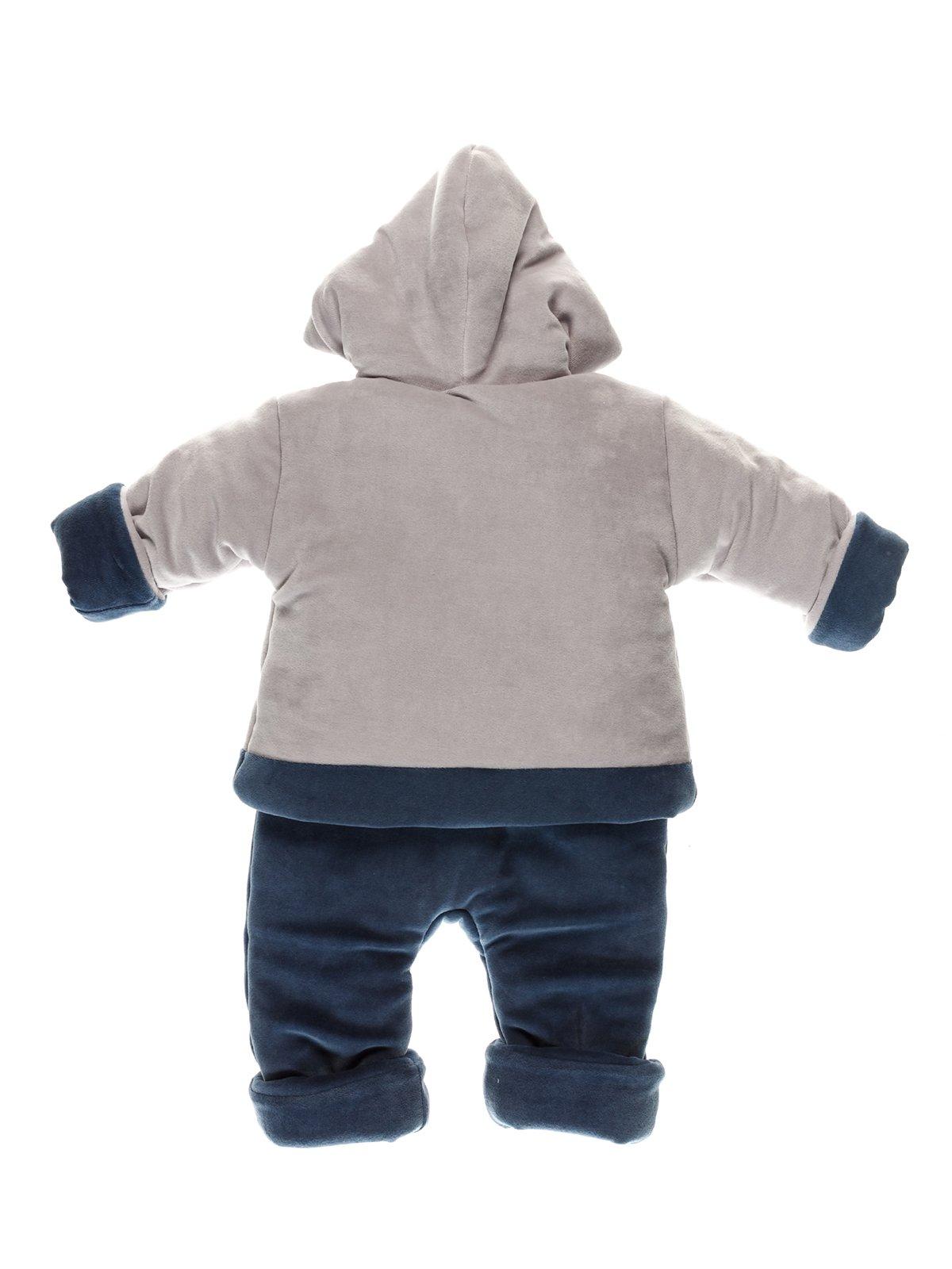 Комплект: куртка и комбинезон | 3742099 | фото 3