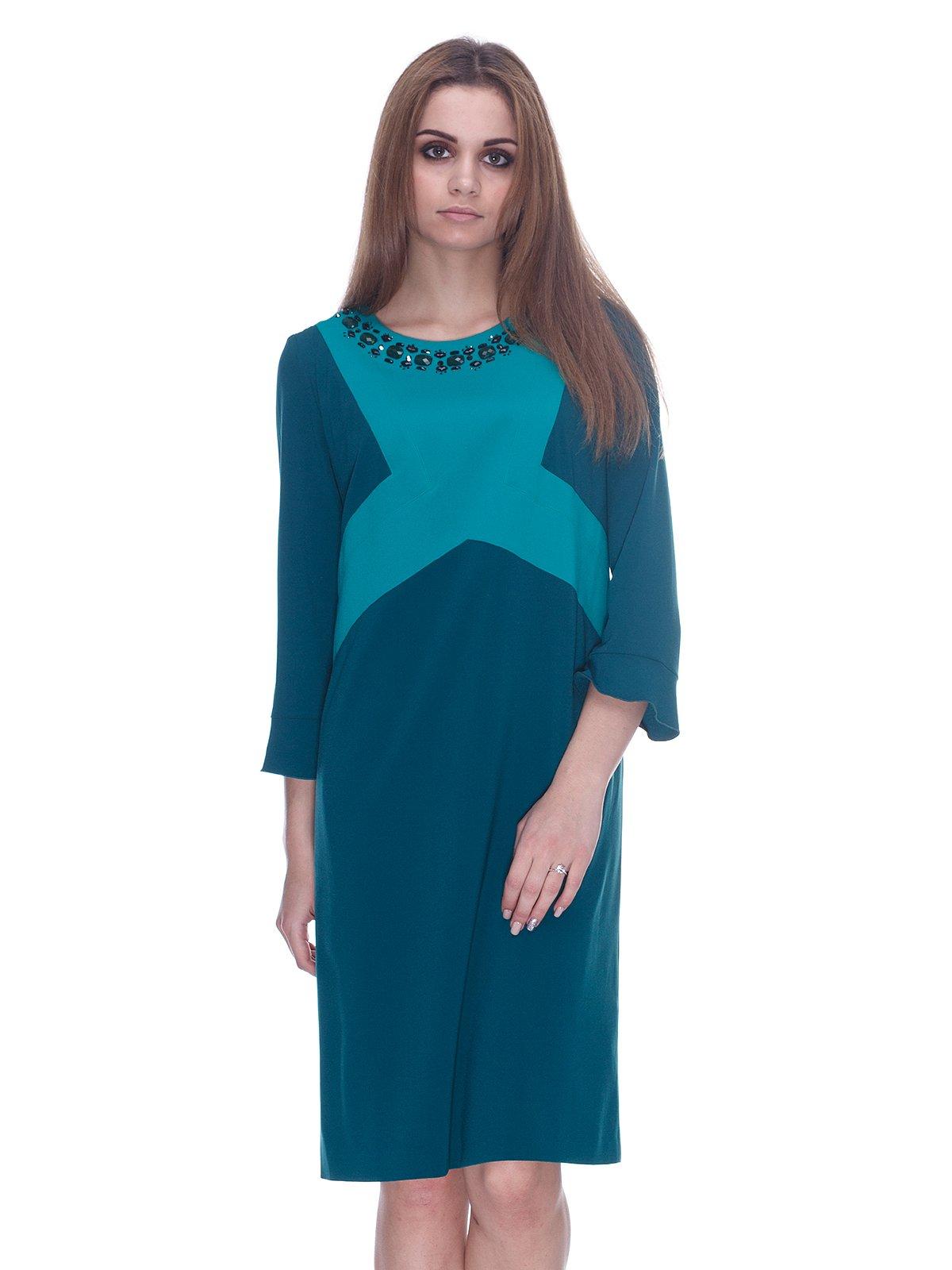 Платье зеленое | 3746223