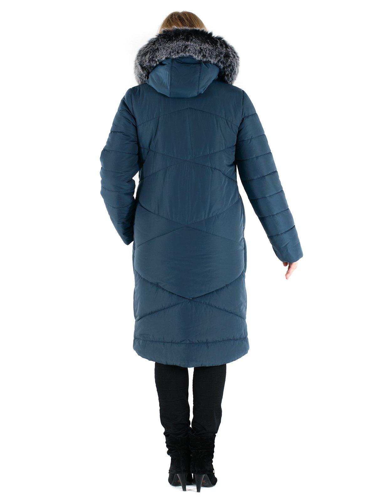 Пальто цвета мурены | 3750805 | фото 3