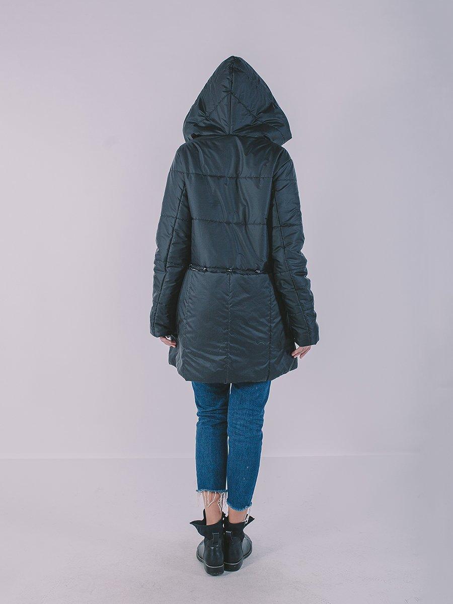 Пальто черное | 3749514 | фото 5