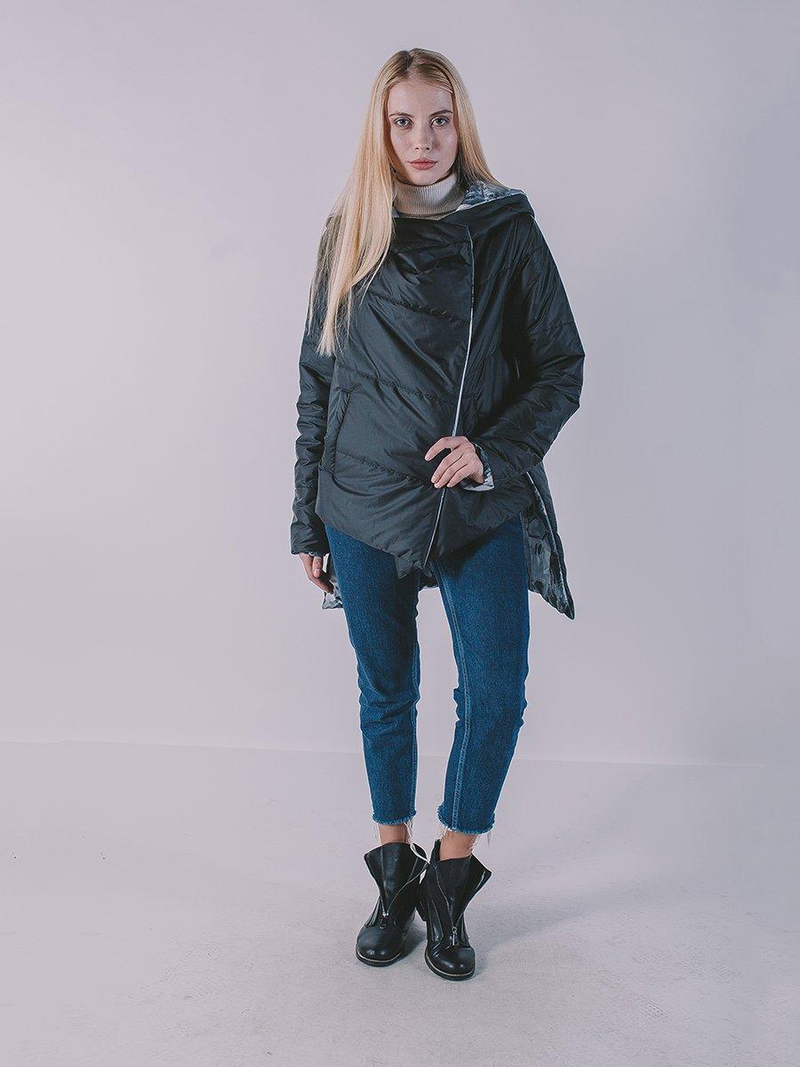 Пальто черное | 3749514 | фото 2