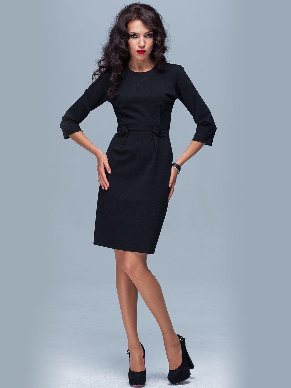 Платье черное | 3754607