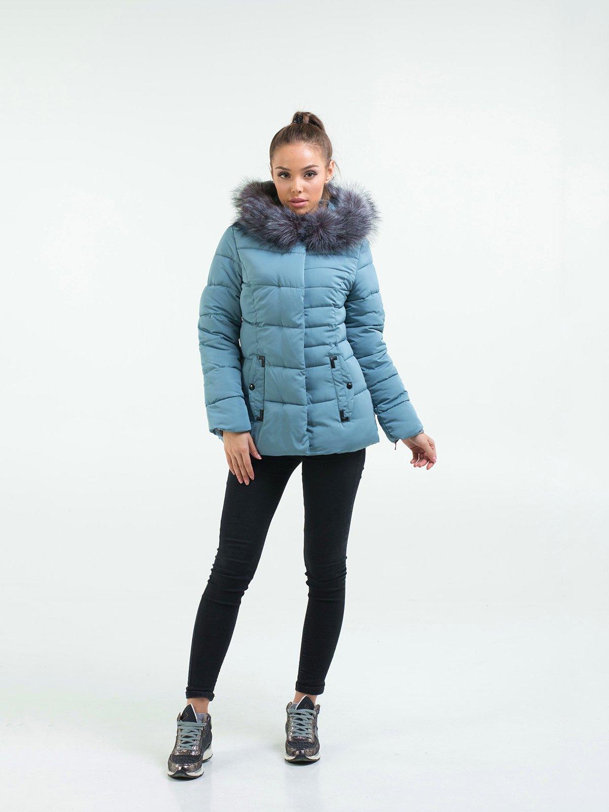 Куртка голубая | 3754630