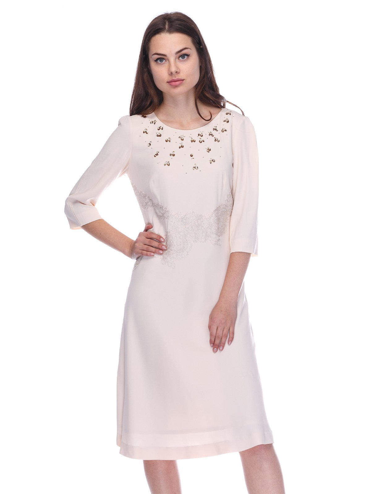 Сукня світло-бежева   3752071