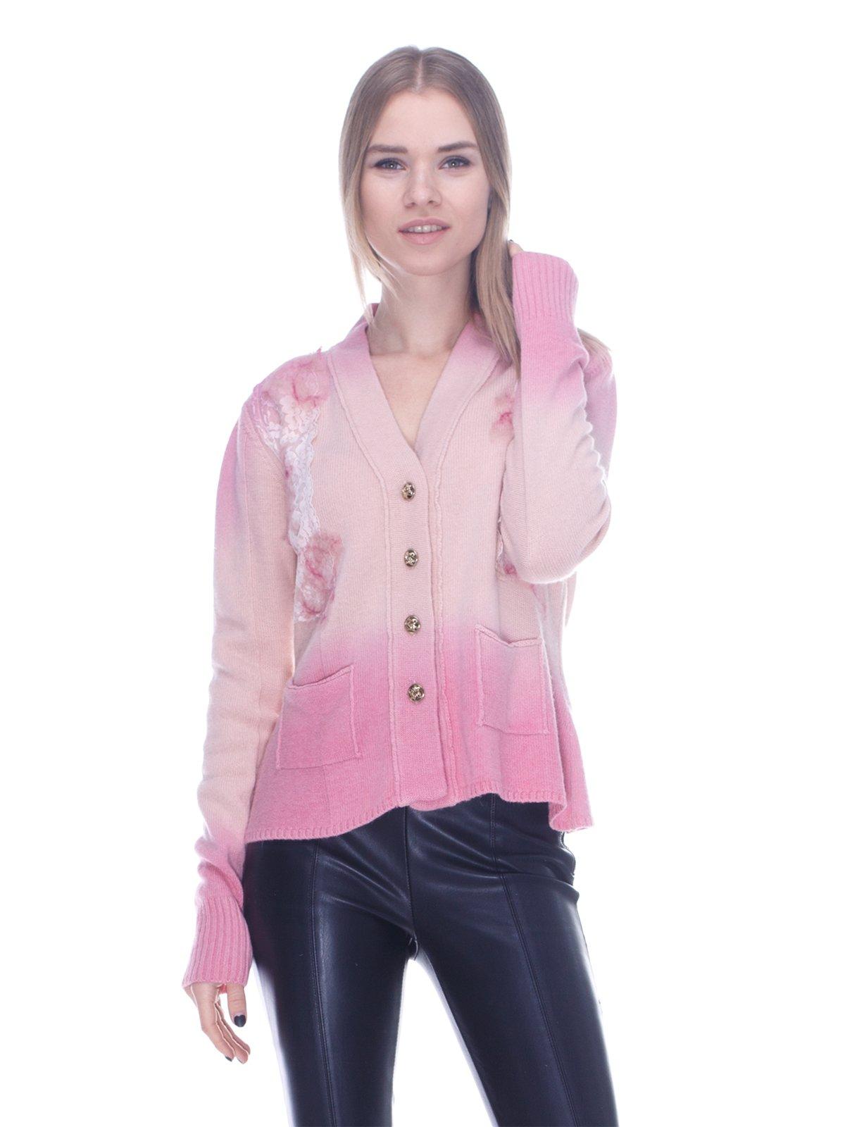 Кофта розовая   3752013