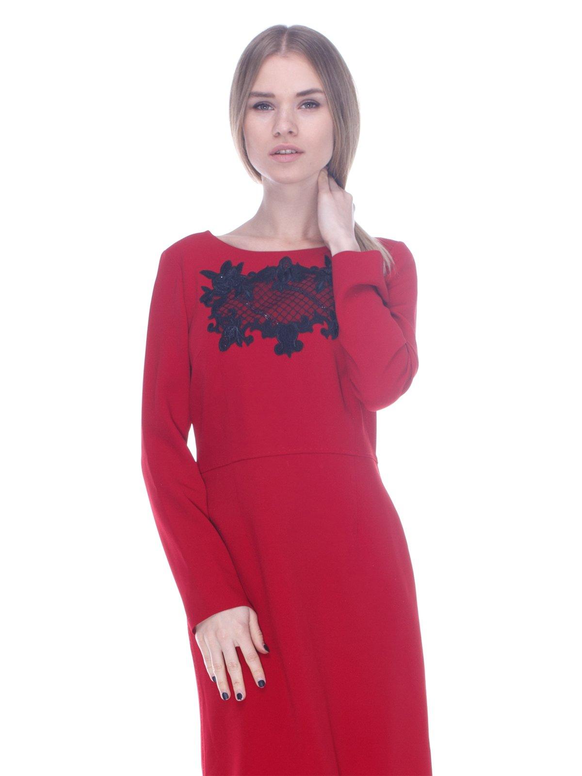 Платье красное   3752062