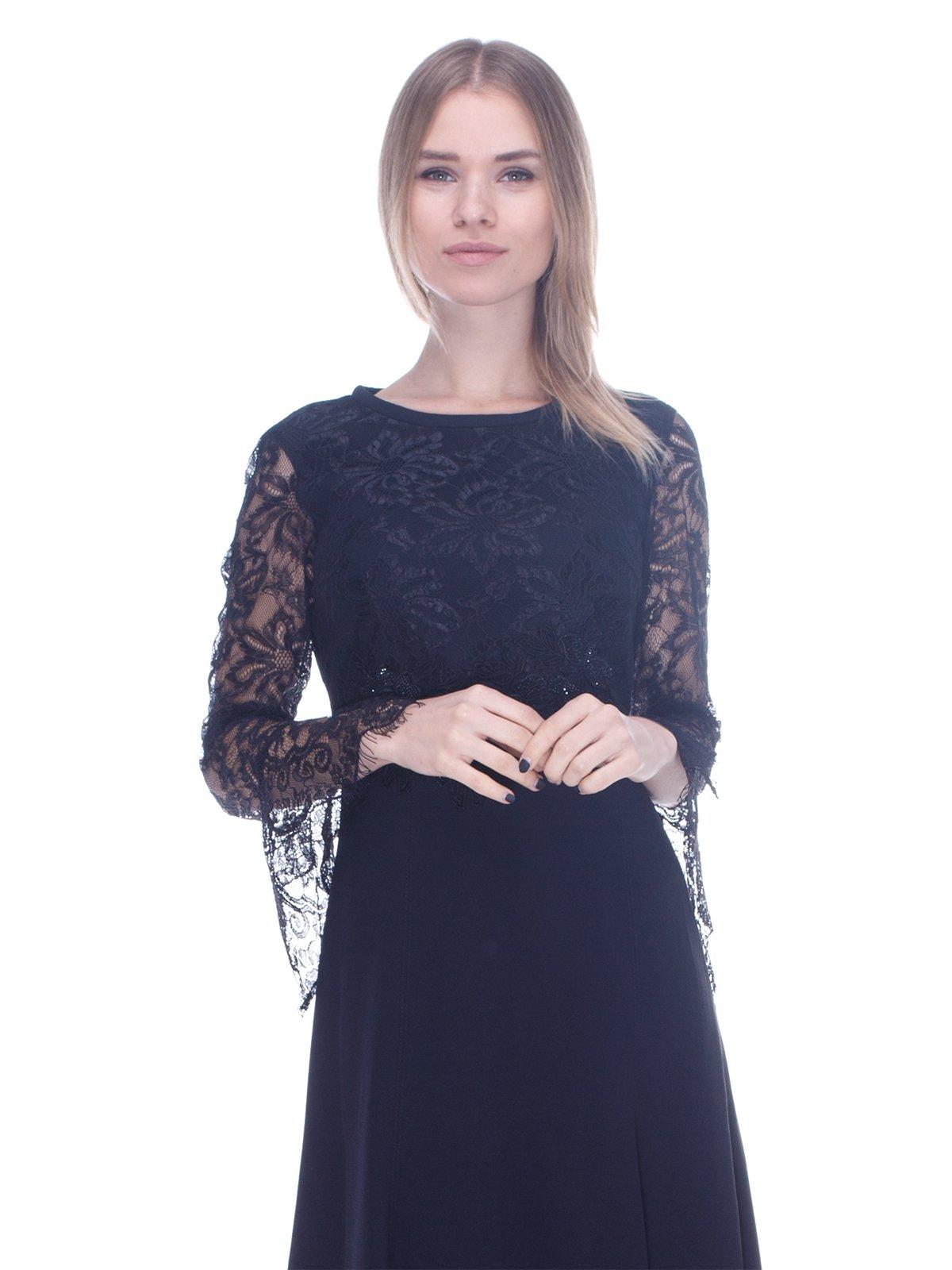 Платье черное | 3752061