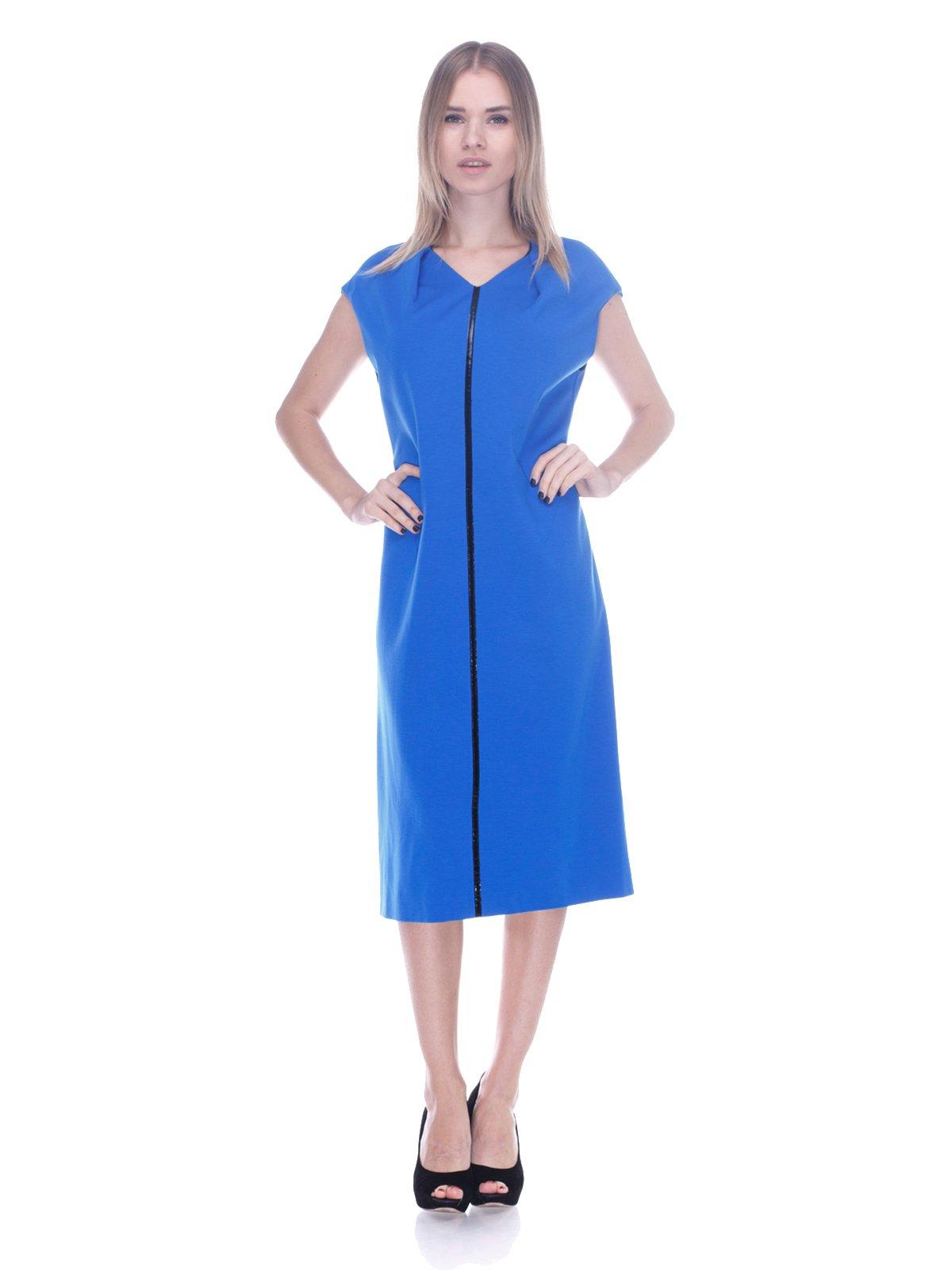 Сукня яскраво-синя | 3752068