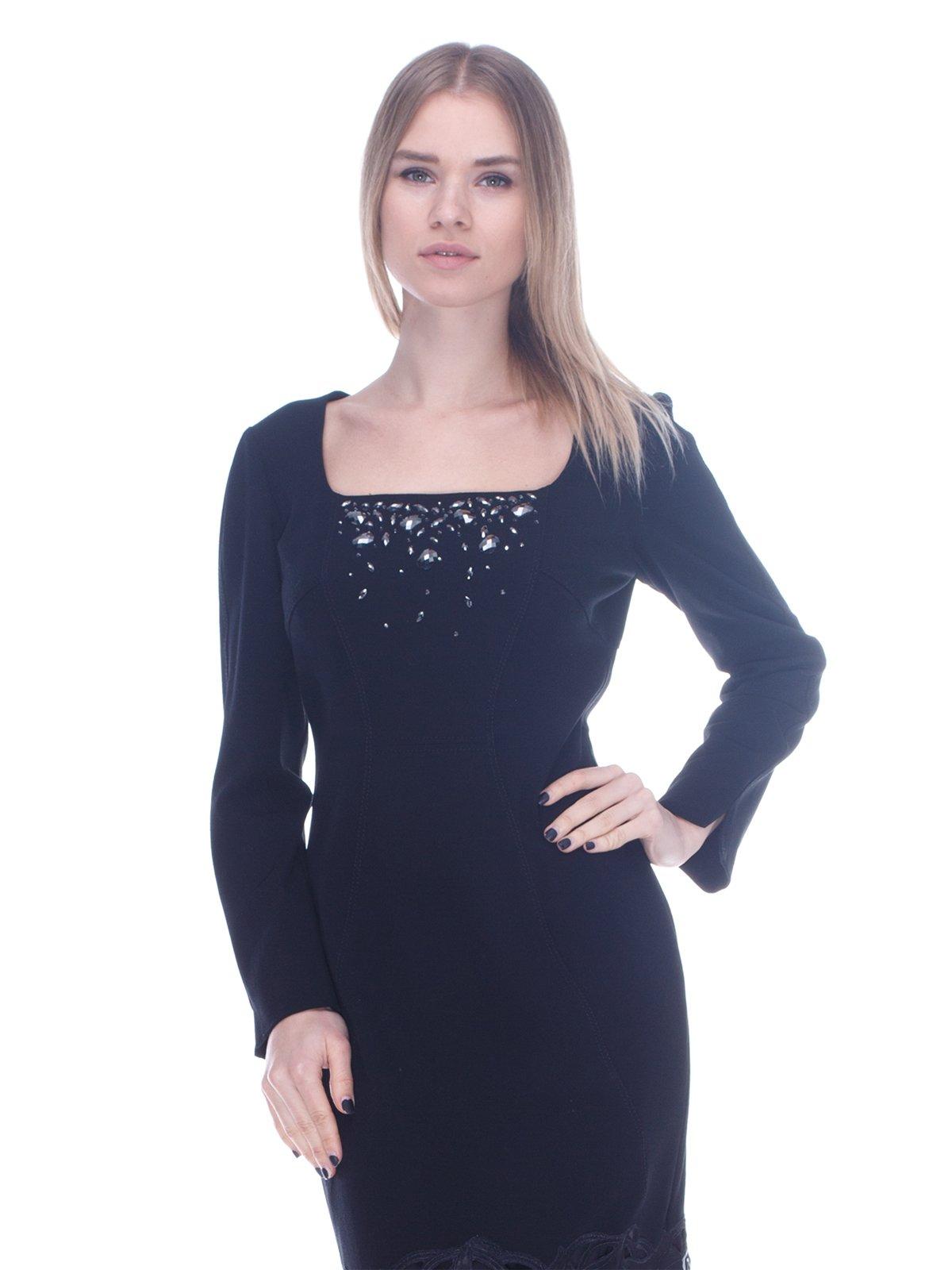 Платье черное | 3752063
