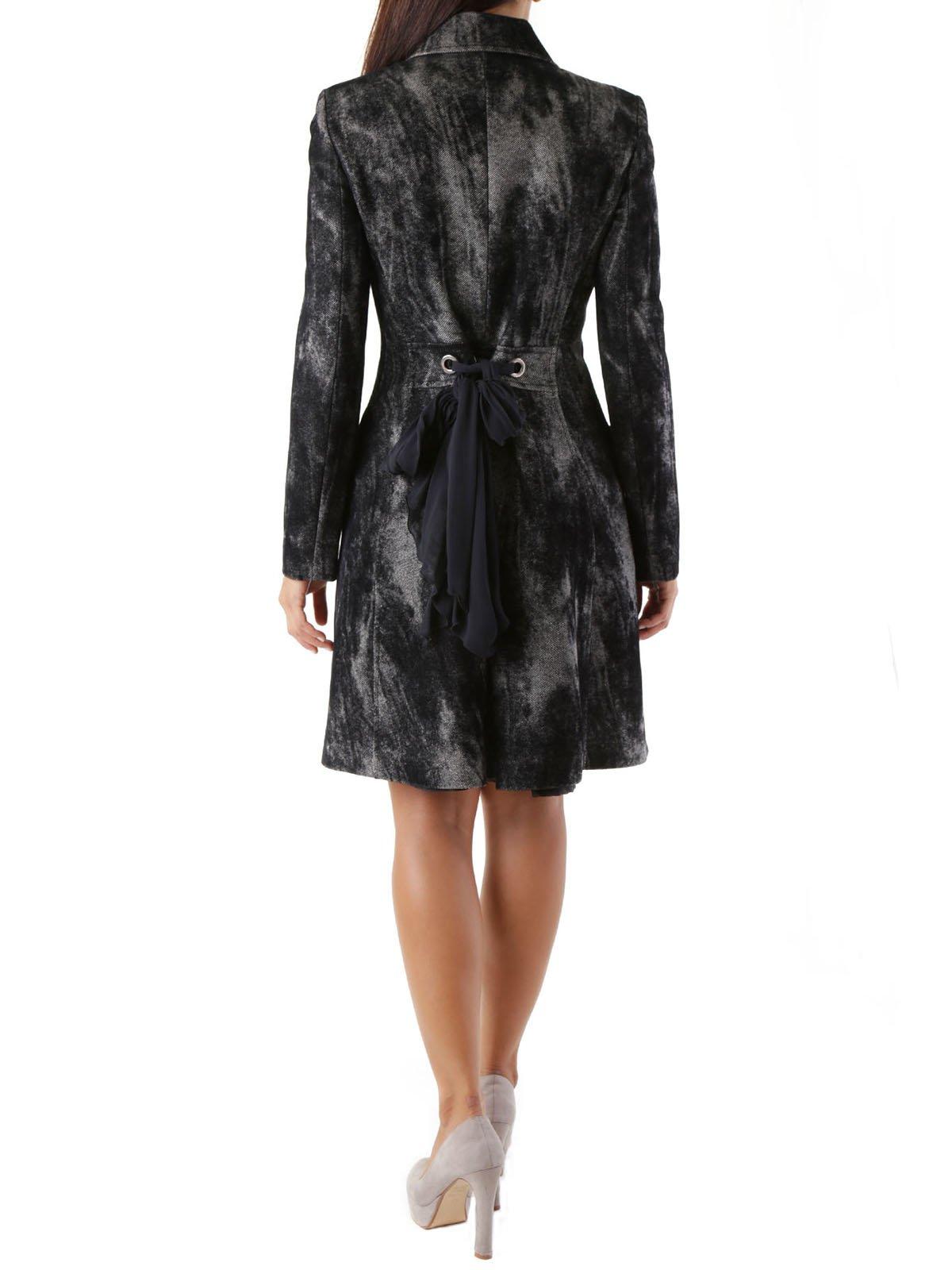 Пальто черное | 3755971 | фото 2