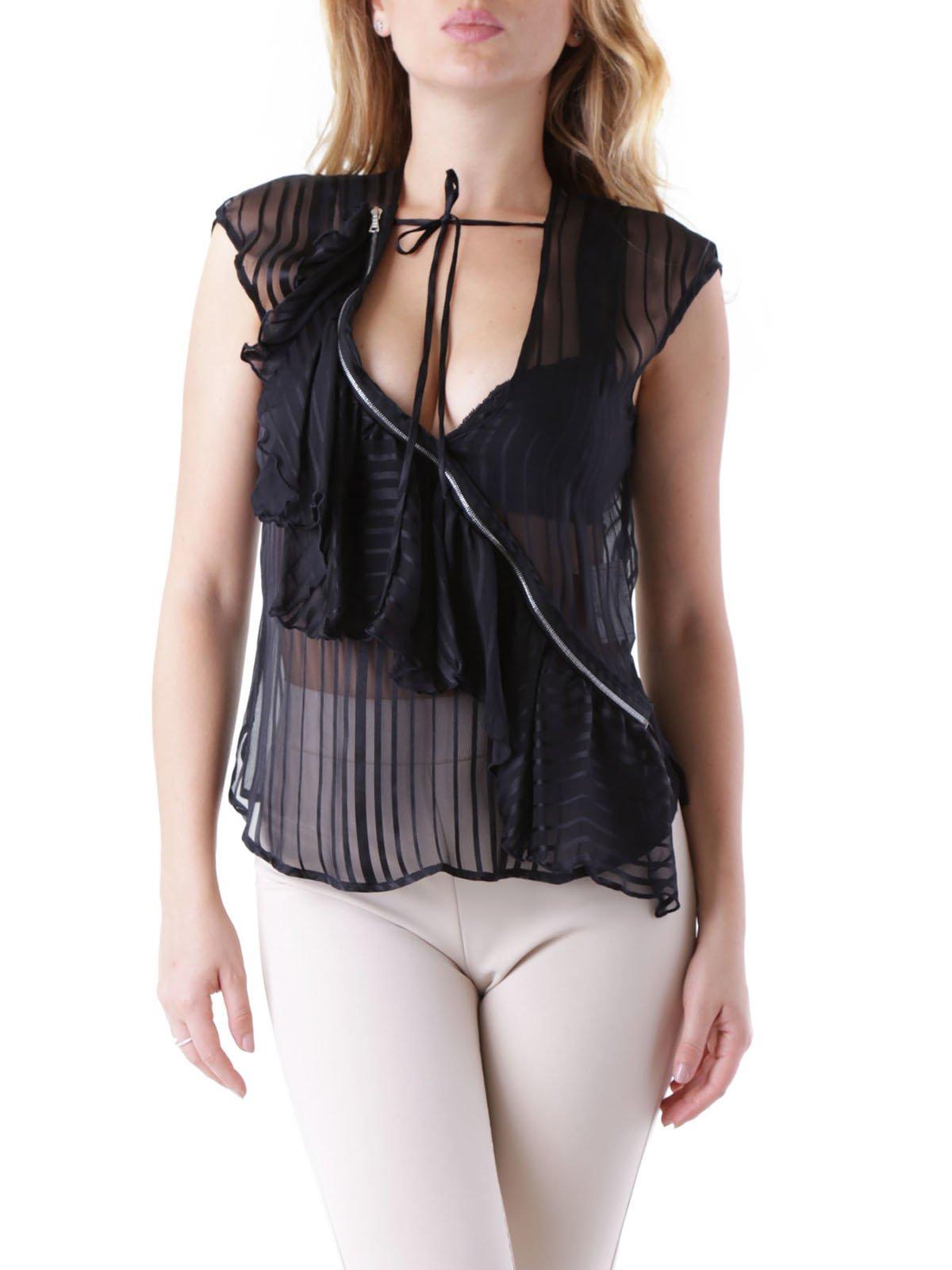 Блуза чорна | 3756290