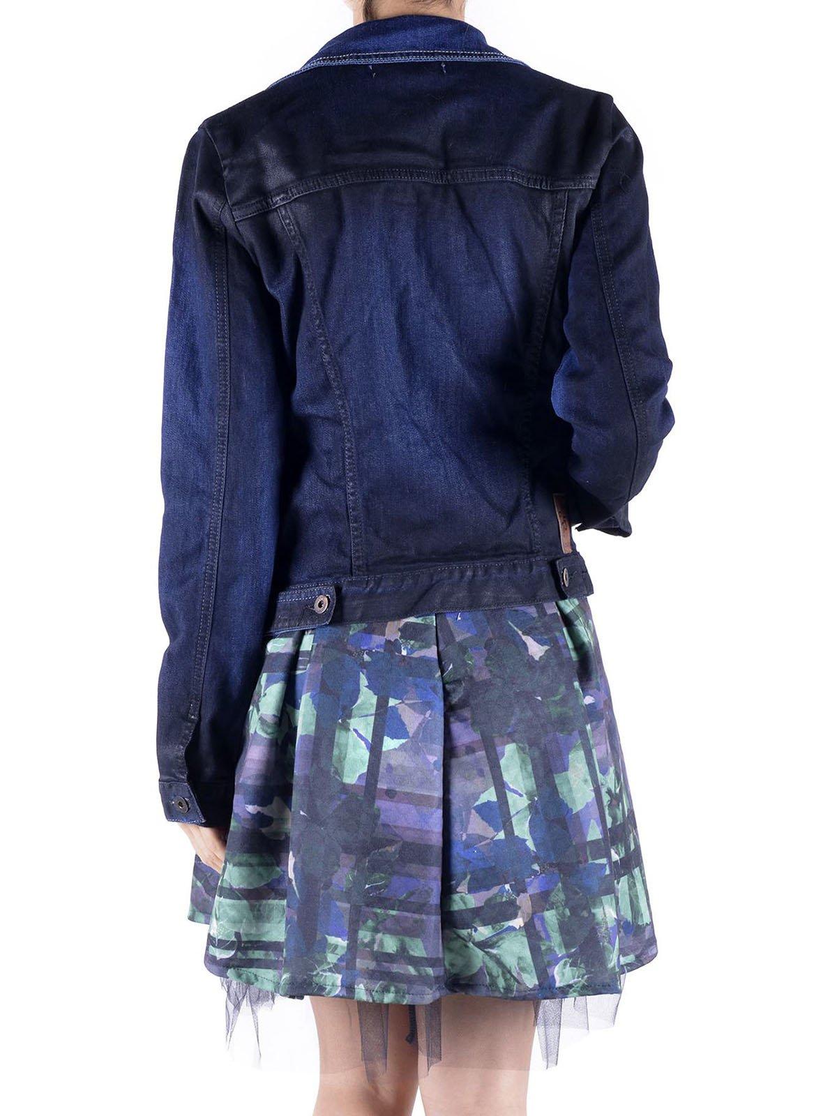 Куртка темно-синяя | 3756630 | фото 2